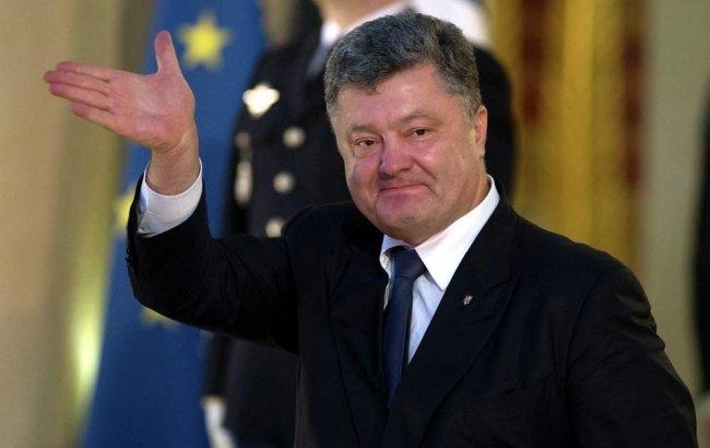 Пётр Порошенко Владимир Зеленскийді сынға алды