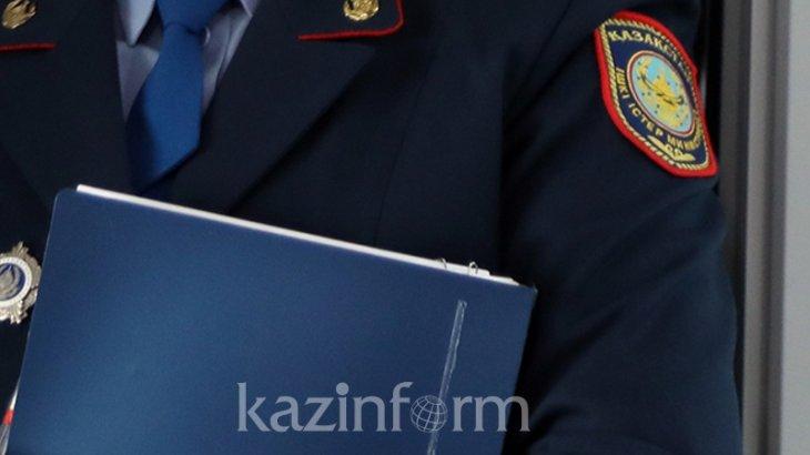 Алматы облысында 12 жасар қызға күш көрсетіп, телефонын тартып алған күдікті ұсталды
