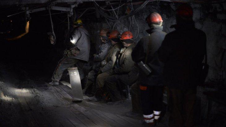 «Тентек» шахтасында 331 кенші жер астында қалды