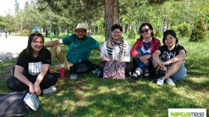 Қырғызстанда ЛГБТ қолдаушыларына шабуыл жасалды