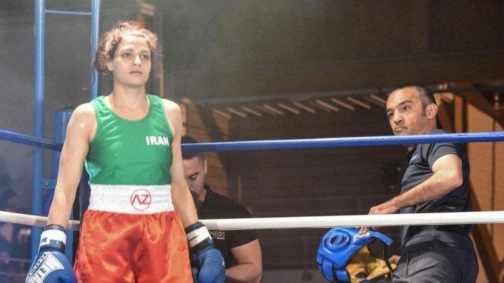 Рингке хиджабсыз шығып кеткен Иранның боксшы қызы сотталмақ