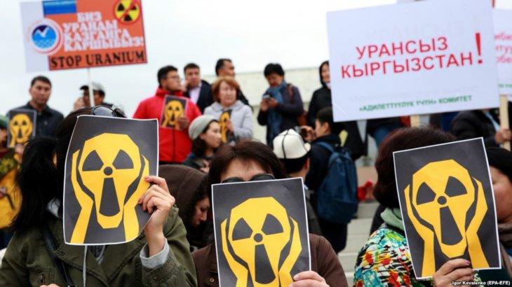 Қырғызстан парламенті уран өндіруге тыйым салды