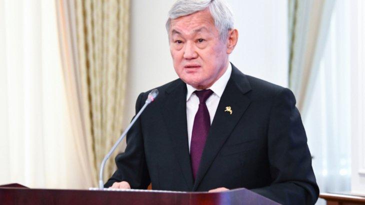 Министр Сапарбаев 160 мың отбасыға атаулы әлеуметтік көмек тағайындалғанын хабарлады