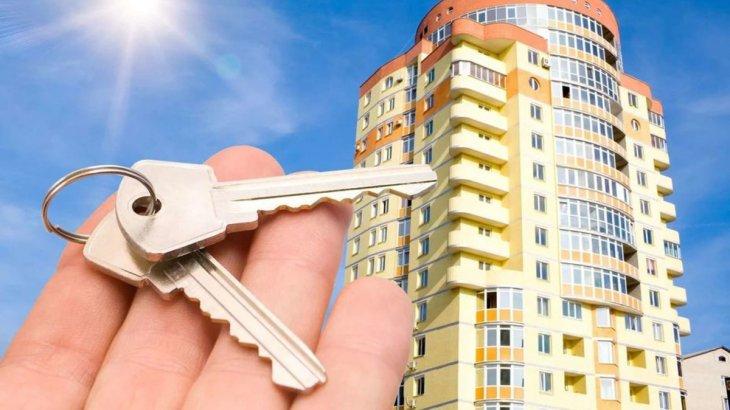 Алматы облысында кәсіпкер көпбалалы отбасыларға 105 үй салып берген
