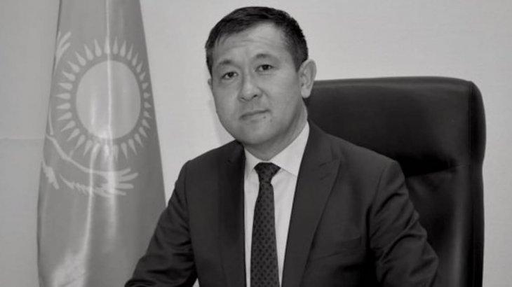 Ақмола облысы әкімінің орынбасары Жомарт Нұркенов жол-көлік оқиғасынан қаза тапты