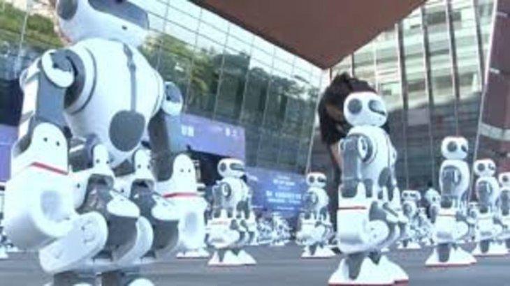 Оңтүстік Корея әскери роботтарды құрастыруда