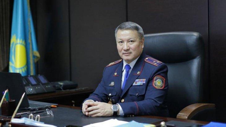 Сыйлыққа ат мінген Атырау облысының генералы қызметінен босатылды