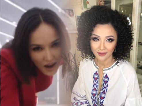 «Аяғы жетпей қалған»: Меруерт Түсіпбаева Кәмшаттың жаңа клипін сынады (ВИДЕО)