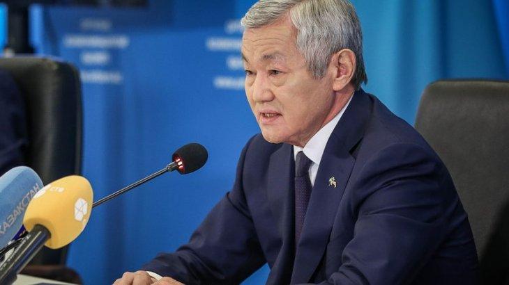 Бердібек Сапарбаев: «Болашақта үйлерді аралаудан бас тарту қажет»