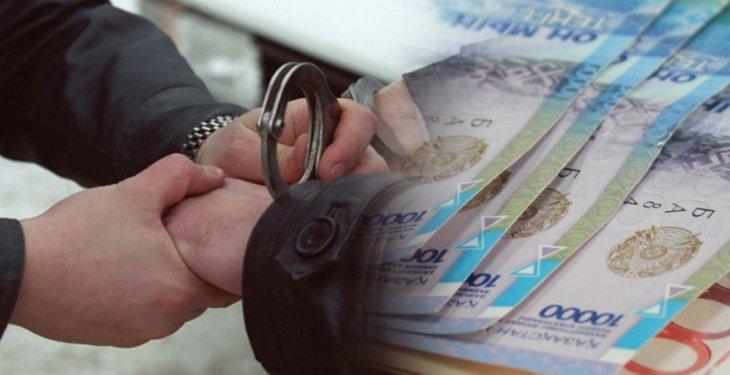 Параны банк карточкасына аударуды талап еткен тәртіп сақшысы қызметтен босатылды