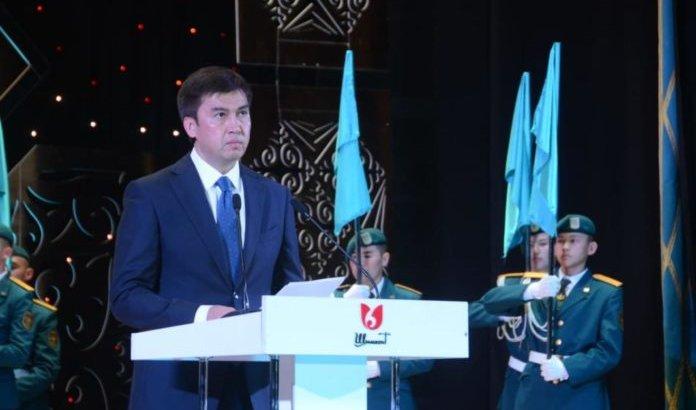 Шымкент: Ғабидолла Әбдірахымов «Жас Ұлан» әскери мектебі мен жаңа әскери комиссариаттың ашылатынын айтты