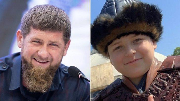 Шешенстан президенті Қадыровтың ұлы түріктің «Жаужүрек Ертұғрыл» сериалына түсті