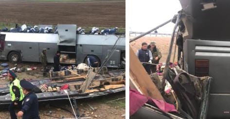 Министрлік 11 адамның өмірін жалмаған Қордайдағы жол апатының себебін болжады