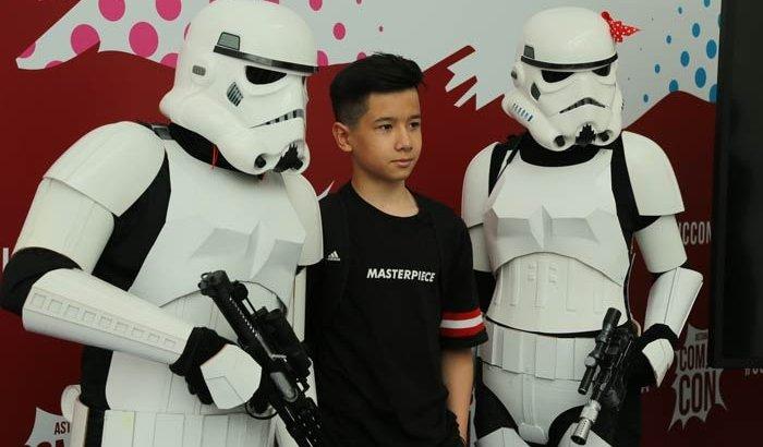 Comic Con Astana: Елордаға «Игра престолов» сериалының жұлдызы келе жатыр