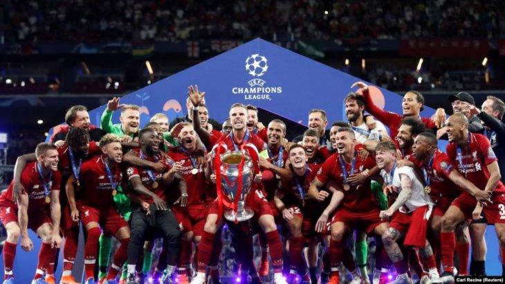 «Ливерпуль» футбол клубы Чемпиондар лигасында жеңіске жетті