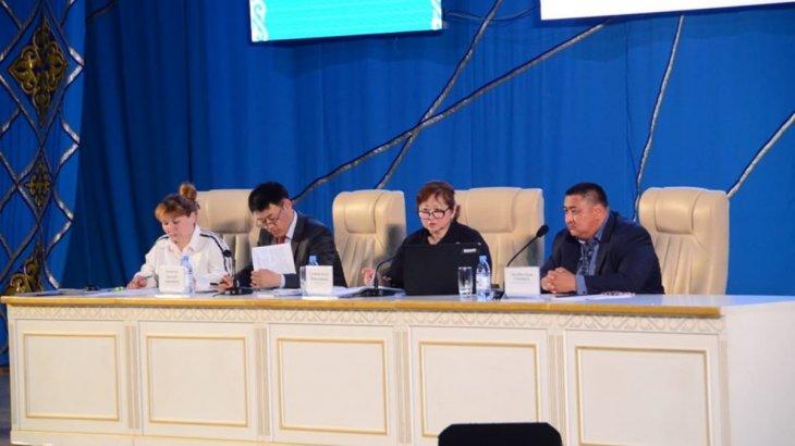 Шымкентте Президент сайлауы бойынша семинар өтті