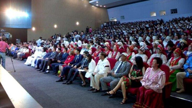 Шымкентте Қазақстан Халқы Ассамблеясының алғашқы қалалық сессиясы өтті