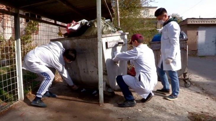 Шымкент: 42 миллион теңге жұмсалған жұмыстың нәтижесі тексерілді
