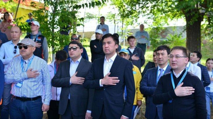 Шымкентте «Shymkent Astc Triathlon» Азия кубогі басталды