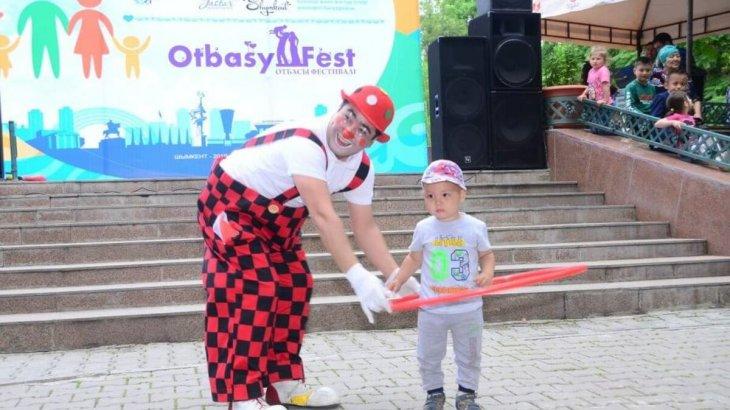 Шымкентте «OTBASY FEST» фестивалі өтіп жатыр