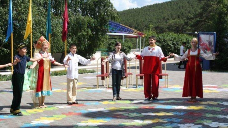 Шымкент: 7241 оқушы жазғы лагерьлерде демалады