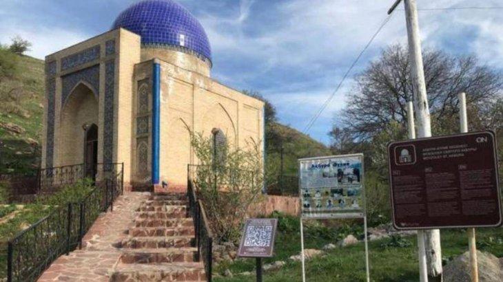 Шымкент қаласындағы Ибрагим ата, Қарашаш ана кесенелерінің аумағында көріктендіру жұмыстары басталмақ