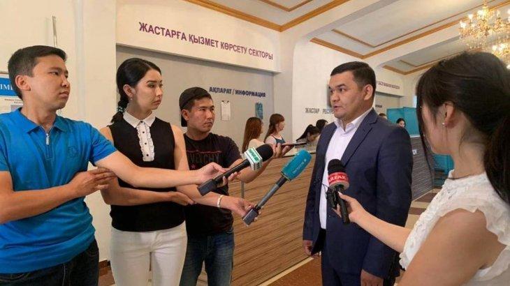 Шымкентте «Жастар мәслихатына» 29 депутат сайланады