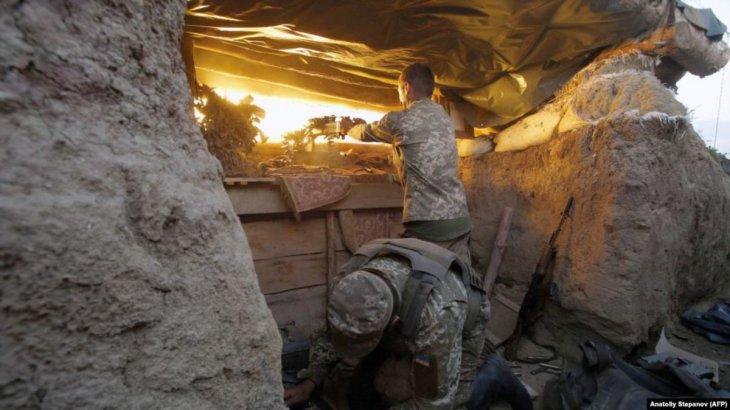 Сепаратистермен атыста украиналық 3 солдат мерт болды