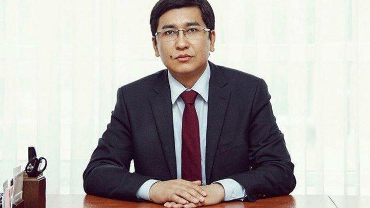 Асхат Аймағамбетов Қазақстан Республикасының Білім және ғылым министрі қызметіне тағайындалды