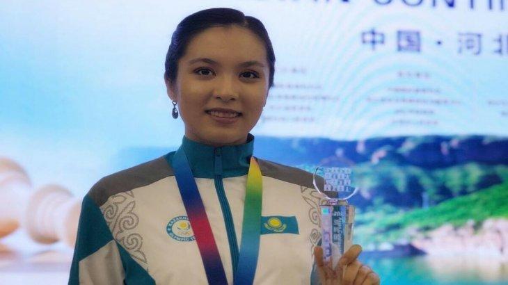 Динара Сәдуақасова шахматтан Азия чемпионы атанды