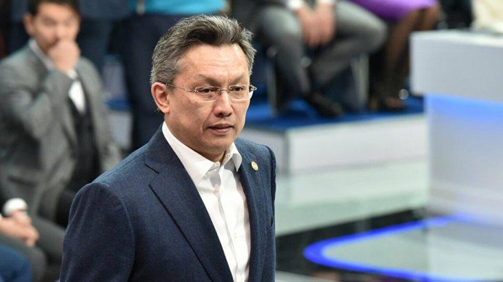 Бақыт Сұлтанов жаңа құрылатын сауда министрлігін басқаруы мүмкін