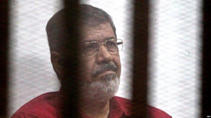 Египеттің бұрынғы президенті Мохаммед Мурси дүниеден өтті