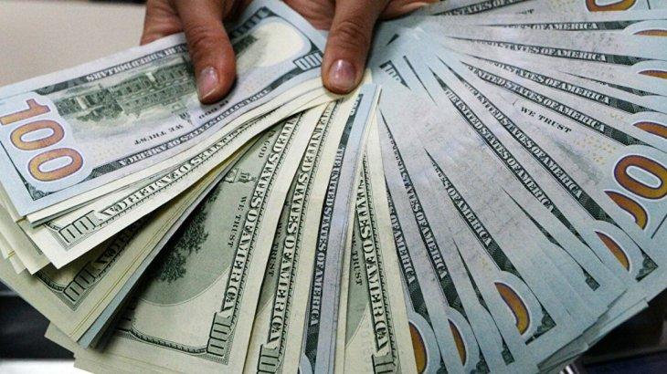 Доллар бағамы төмендеді