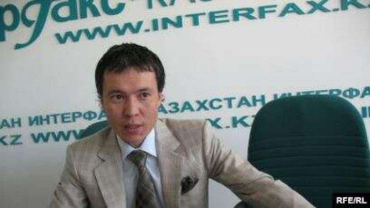 Жомарт Ертаевтың қамау мерзімі тағы бір айға ұзартылды