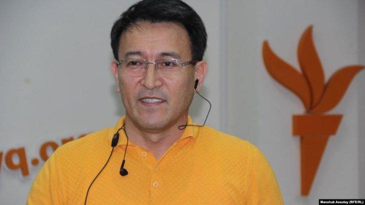 Асылхан Мамашұлының Арал жайлы фильмі журналистер одағының жүлдесін алды