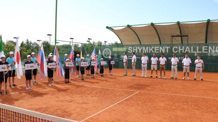 Шымкентте теннистен «SHYMKENT ATP CHALLENGER» халықаралық турнирі басталды