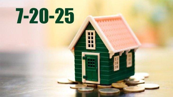 «7-20-25»: Ұлттық банк бағдарлама талаптарының өзгергенін мәлімдеді