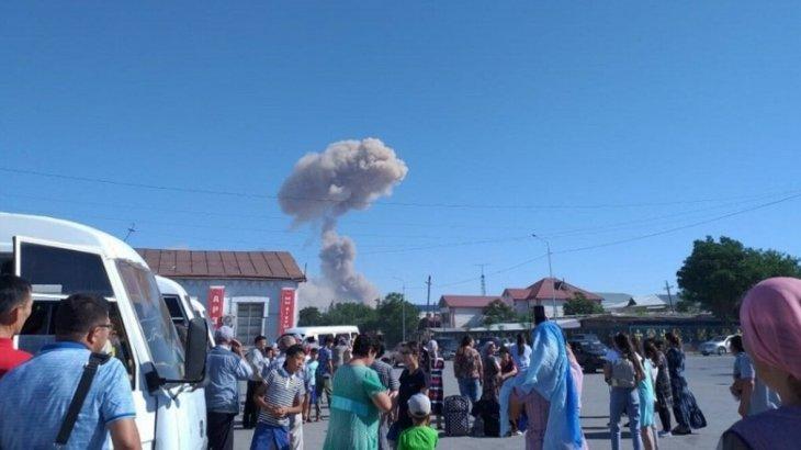 Арыс қаласындағы апаттан эвакуацияланған 1149 бала ата-анасымен қауышты – Білім және ғылым министрлігі