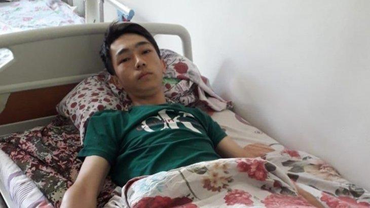 Алматылық 25 жастағы жігіт 3 баланың өмірін аман алып қалды