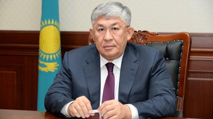Көшербаев Президент Әкімшілігінің Басшысы болып тағайындалды