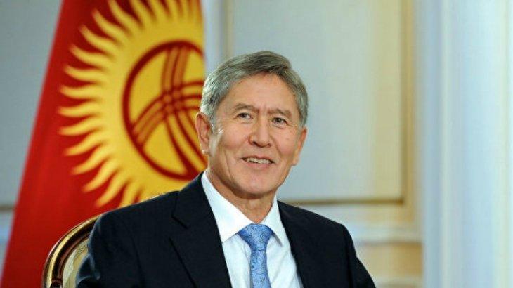 Қырғызстанның экс-президенті Атамбаевтың үстінен қылмыстық іс қозғалды