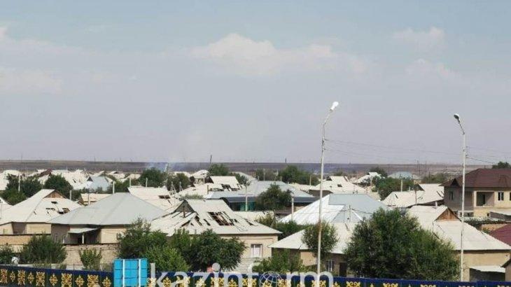 Алматы облысы тарапынан Арыстағы 157 жекеменшік үй қалпына келтіріледі