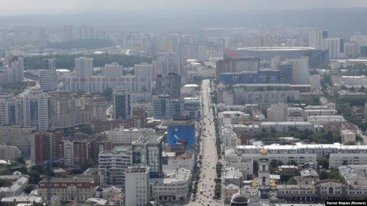 Екатеринбургте белгісіз біреулер қырғыз диаспорасының жетекшісін атып кеткен