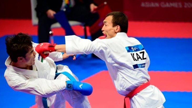 Шымкенттік спортшы каратэден олимпиадалық рейтингте көш бастады