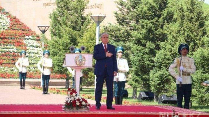 Тоқаев «Астана күнін» ашық деп жариялады