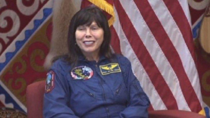 Ғарышқа екі рет ұшқан астронавт әйел Байқоңырды көргісі келеді