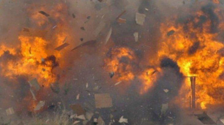 12 адам қаза тапты: Ауғанстанда лаңкес жүк көлігін жарып жіберген