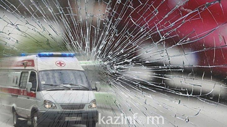 Қызылордада жаяу жүргіншілер жолында автокөлік 3 бірдей  адамды қағып кетті