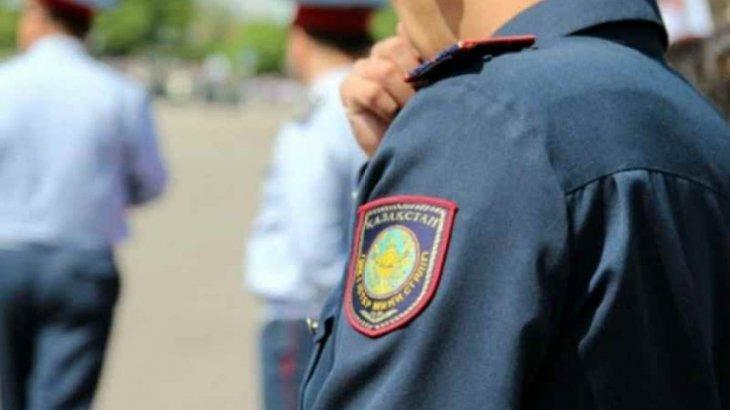 «Мүрдесін өртеп жіберген»: Жамбыл облысында полицейдің өлі денесі табылды