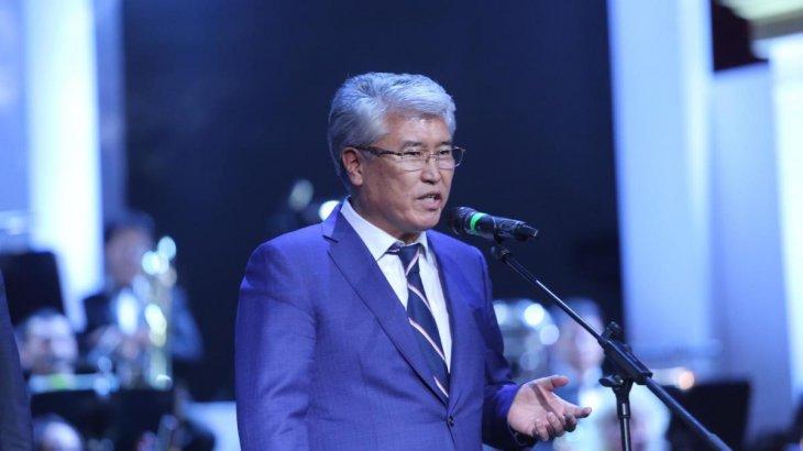 Арыстанбек Мұхамедиұлы ҚР Ұлттық музейінің директоры болды